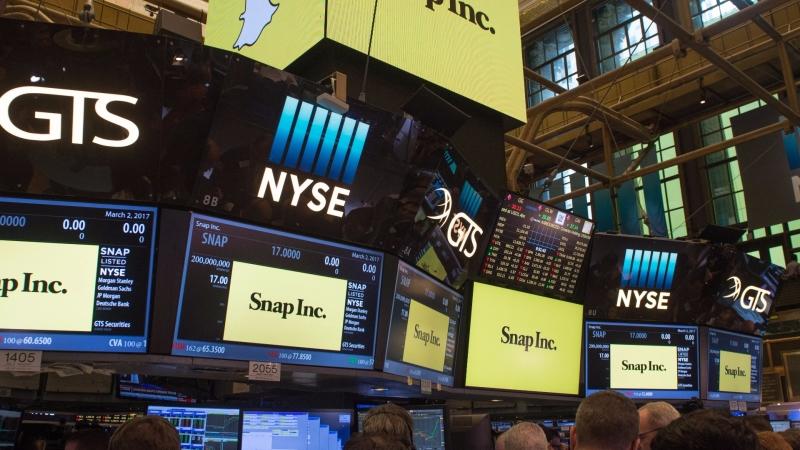 圖:AFP 美股中場狹幅整理 Nasdaq創讓高點