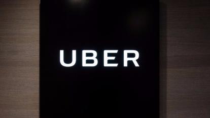 出任Uber主席不足7個月的瓊斯(Jeff Jones)周日(19日)突然辭職。 (圖:AFP)