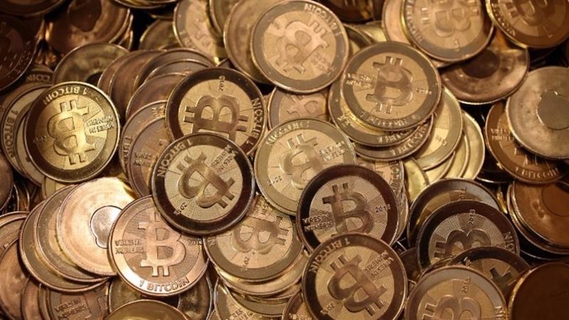由於軟件不兼容現有版本的比特幣,意味比特幣將面臨分家。 (圖:AFP)