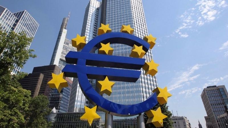 歐洲央行購買債券的資金有很多進入了德國銀行的賬戶,並停在賬上不動。(圖片來源:AFP)