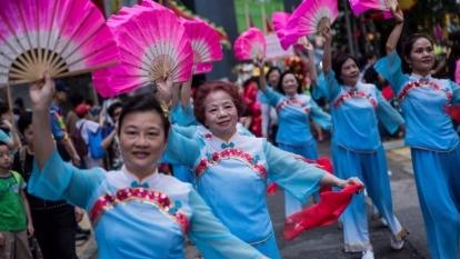 香港排名比去年升4位,但比台灣、日本及南韓排名低。  (圖:AFP)