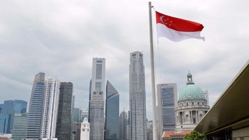 經濟學人的智庫調查全球生活成本,新加坡和香港分別並列前兩名。(圖片來源:AFP)