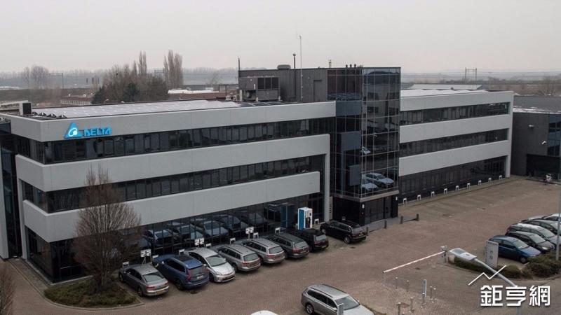 台達EMEA總部。(圖:台達電提供)
