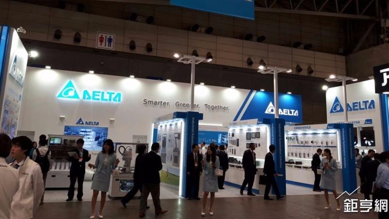 台達電參加日本Techno-Frontier展。(圖:台達電提供)