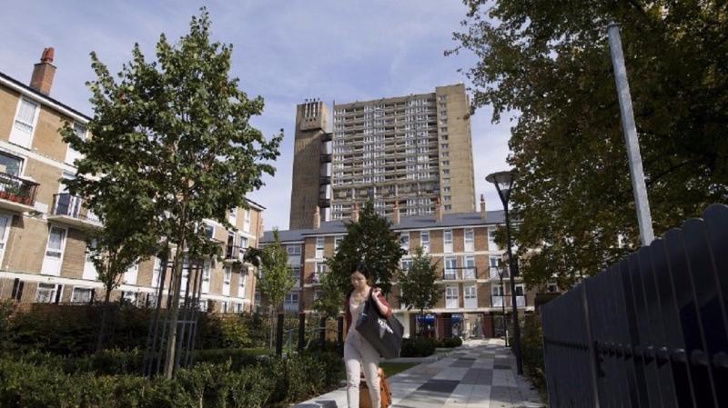 在過去十年的價格大漲之後,房地產市場正呈現冷卻的態勢。(圖片來源:AFP)