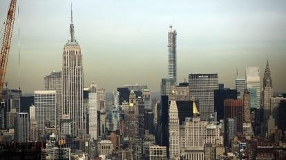 紐約。(圖片來源:AFP)