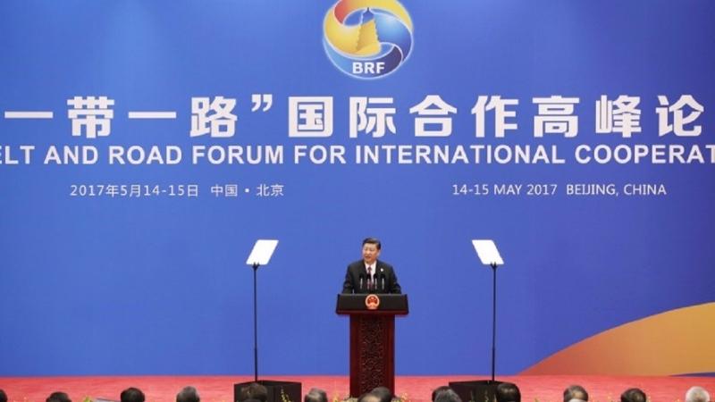 關於「一帶一路」,中國應該思考的更微觀一些。(圖片來源:AFP)