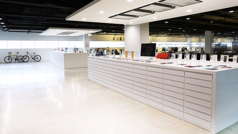 宏達電16樓設計中心。(圖:宏達電提供)