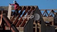 圖:AFP 美國4月新屋開工下降