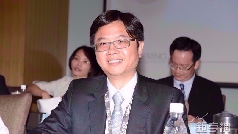 橋椿金屬董事長楊慶祺。(鉅亨網記者張欽發攝)