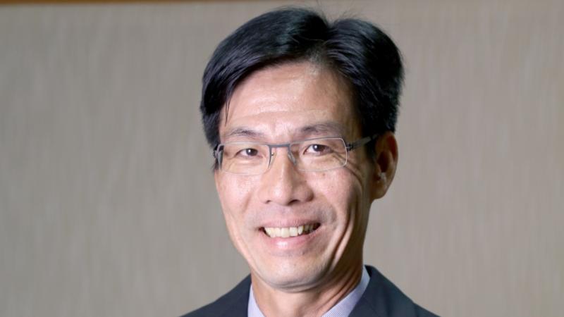 保德信策略報酬 ETF 組合基金經理人歐陽渭棠。(圖:保德信投信提供)