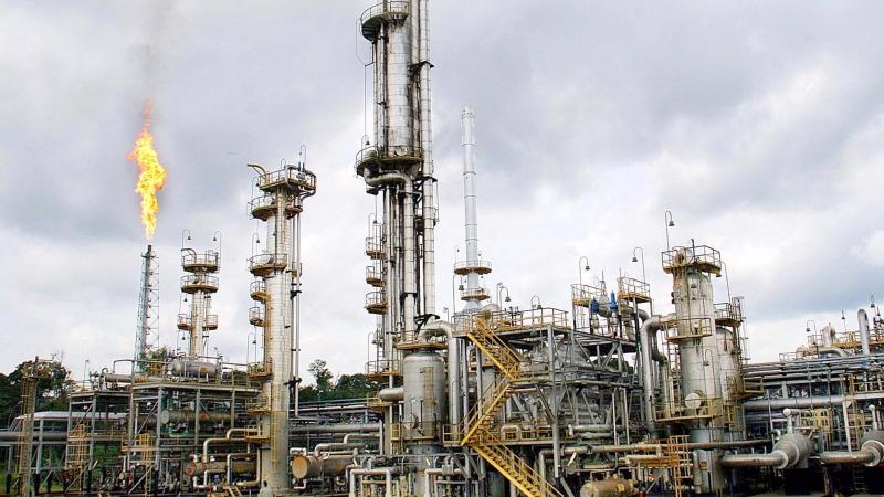 圖:AFP  美國原油周四小幅收高