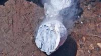 可燃冰 (圖取材自網路)