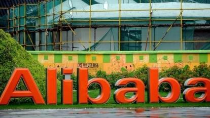 阿里巴巴全年賺578.71億元,按年增長35%。 (圖:AFP)