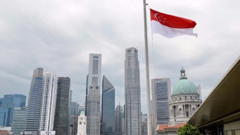 新加坡的一個住宅區可能會獲得政府土地出售以來的創紀錄價格。(圖片來源:AFP)