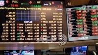 圖:AFP 美國股市周五收高