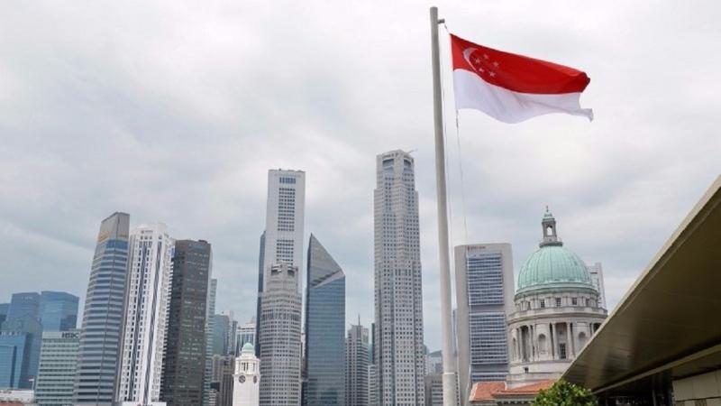 去年新加坡房地產價格下跌3%,連續14個季度下滑。(圖片來源:AFP)