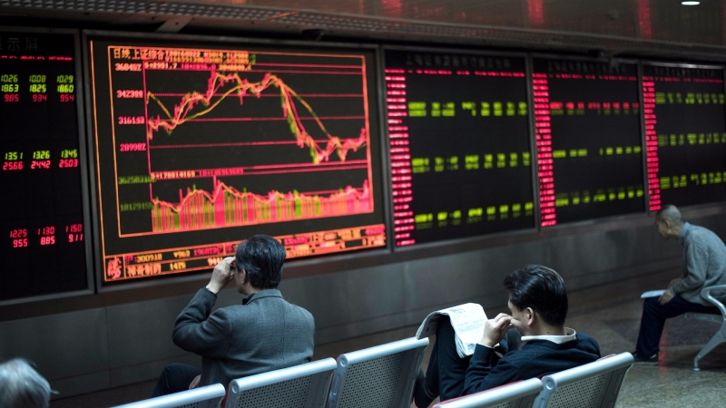A股是否能納入MSCI,市場關注。(鉅亨網資料照)