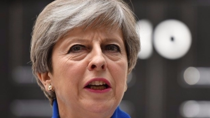 圖:AFP  英國脫歐談判即將展開