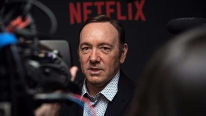 Netflix 原創影集《紙牌屋》男星 Kevin Spacey 。(AFP)