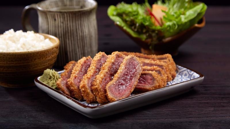 乍牛PRIME翼板牛排套餐398元。(圖:王品提供)