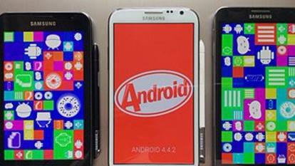 三星Galaxy Note使用AMOLED面板。 (圖:維基百科)