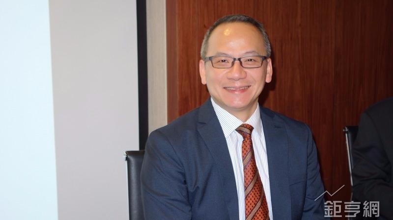 台灣精星總經理張振紘。(鉅亨網記者張欽發攝)
