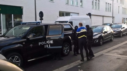 圖:AFP  巴黎再度發生恐攻事件
