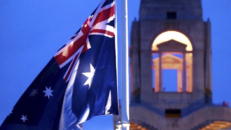 穆迪在聲明中表示,澳洲房市的風險在近年來大幅上漲。(圖片來源:AFP)
