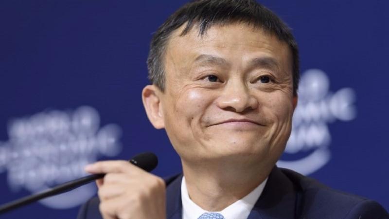阿里巴巴集團已經是市值最大的中國公司。(圖片來源:AFP)