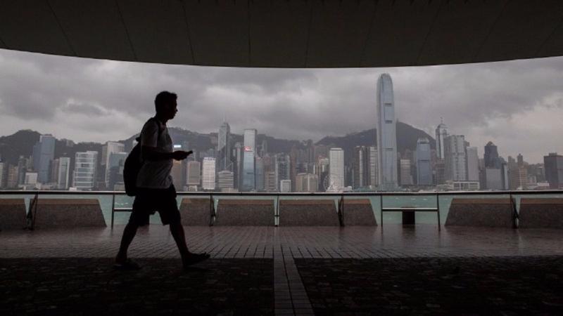 香港是世界上最昂貴的房地產市場。(圖片來源:AFP)