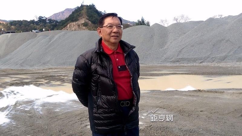 國產董事長林孝信保證今年獲利顯著成長。(鉅亨網資料照)