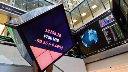 倫敦交易所是否繼續可以「歐元清算」一直是歐盟內部的爭論焦點。 (圖:AFP)