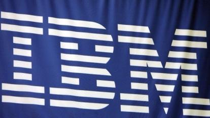 高盛將IBM加入美國股票清單。 (圖:AFP)