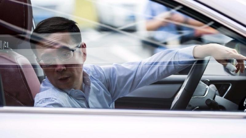 中國的汽車銷量在6月份反彈。(圖片來源:AFP)