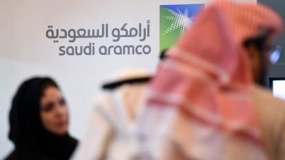 沙烏地Aramco。(圖片來源:AFP)