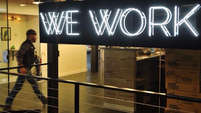 WeWork希望持續其全球擴張的快速發展。(圖片來源:AFP)