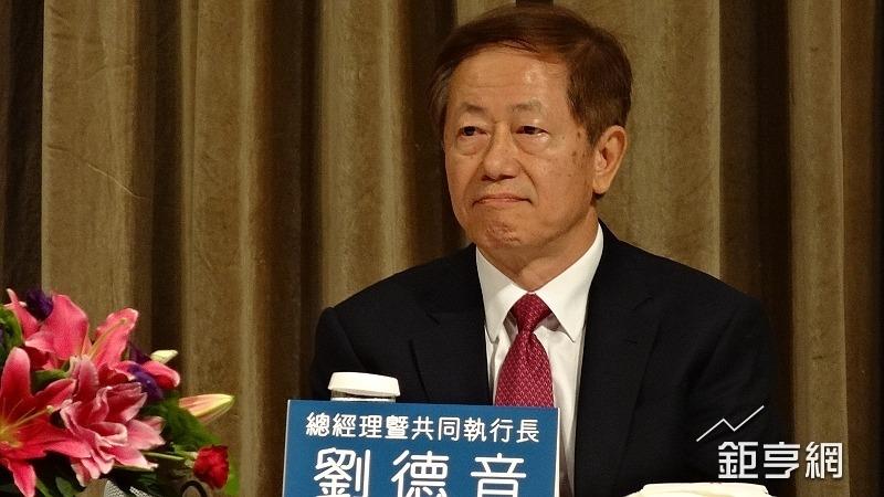台積電共同執行長劉德音。(鉅亨網資料照)