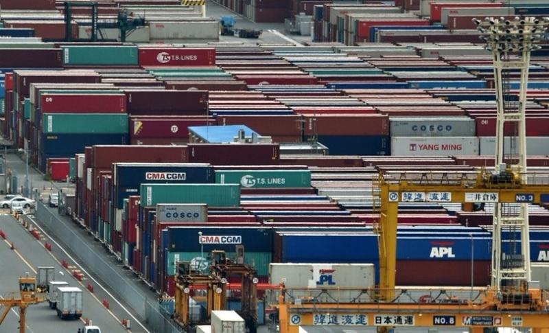 安倍想借復活TPP抗衡川普的貿易戰。 (圖:AFP)