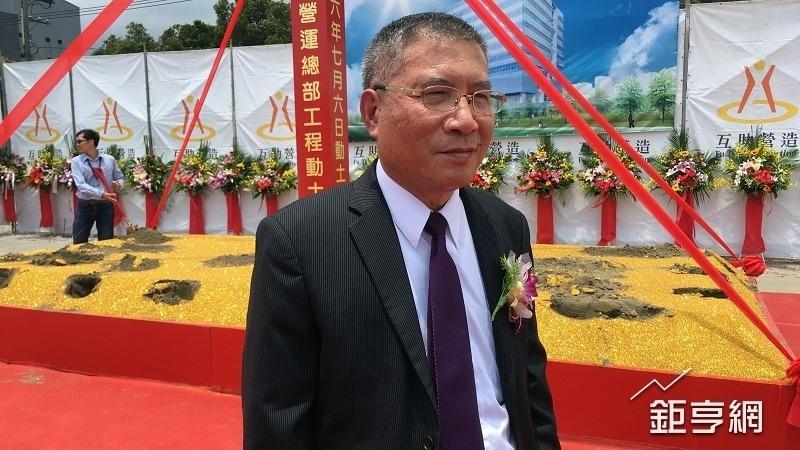 精測董事長李世欽。(鉅亨網資料照)