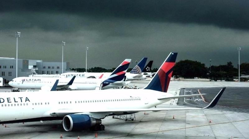 巴西里約熱內盧國際機場(GIG) (圖:AFP)