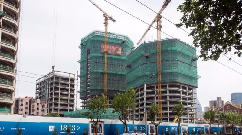 中國將引導資本進入實體經,防止房地產泡沫引發金融風險。  (圖:AFP)