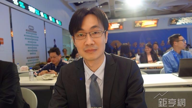鈺齊-KY副總經理廖志誠。(鉅亨網記者張欽發攝)
