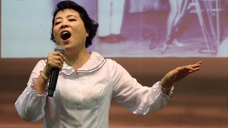 聲樂家簡文秀「羅東藝穗節」公益演唱7/21登場。(圖:億光提供)