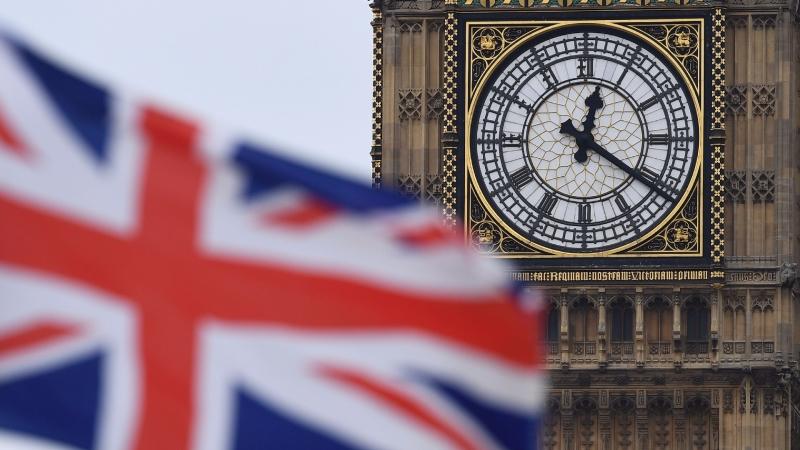 圖:AFP  英國脫歐第二回合談判展開
