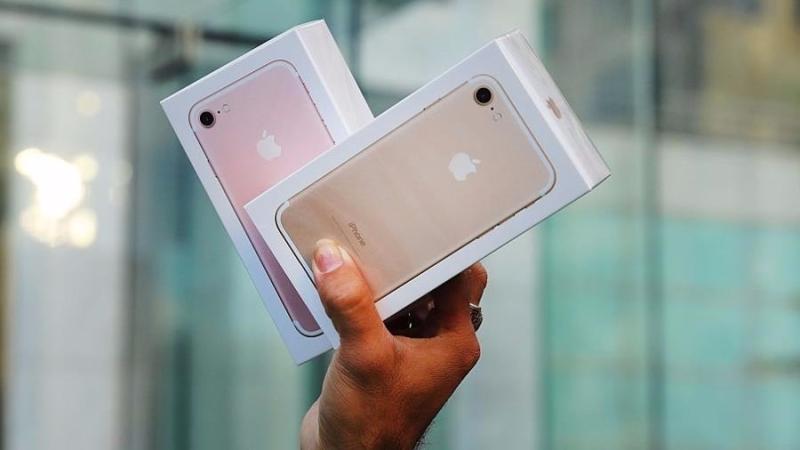 iPhone。(圖:AFP)