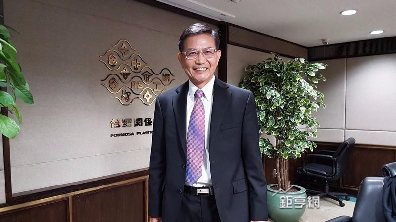 南亞科總經理李培瑛對今年營運有信心。(鉅亨網記者楊伶雯攝)