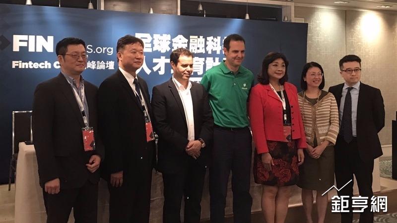 金融科技人才啟動計劃,首度結合東西方資源,台灣學生可到矽谷實習。(鉅亨網記者陳慧菱攝)