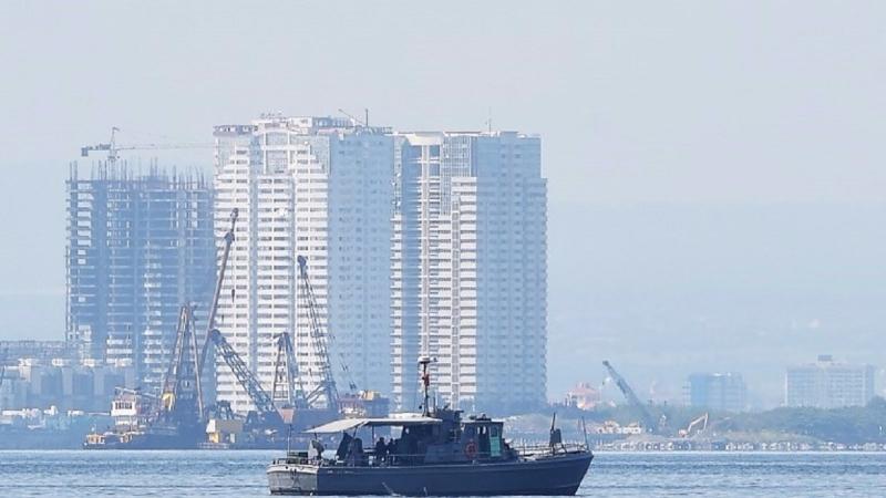 馬尼拉灣地區的房價預計將在年底前上漲30%。(圖片來源:AFP)
