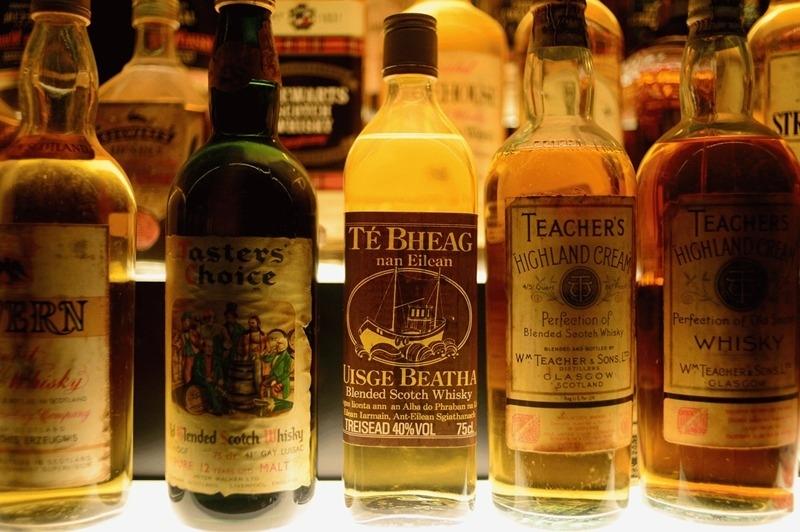 蘇格蘭威士忌 / 圖片來源:TheIndependent